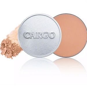 Cargo matte medium bronzing powder